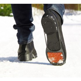 Icy™ Anti-slip grips for ice, snow and slippery surfaces