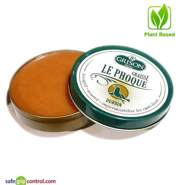 Le Phoque Grease is a luxury conditioner that protects, waterproofs and restores all kinds of leather items.