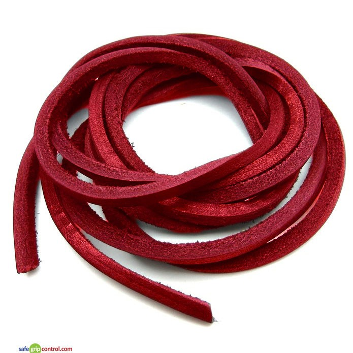 Red Shoe Strings for Boat Shoes