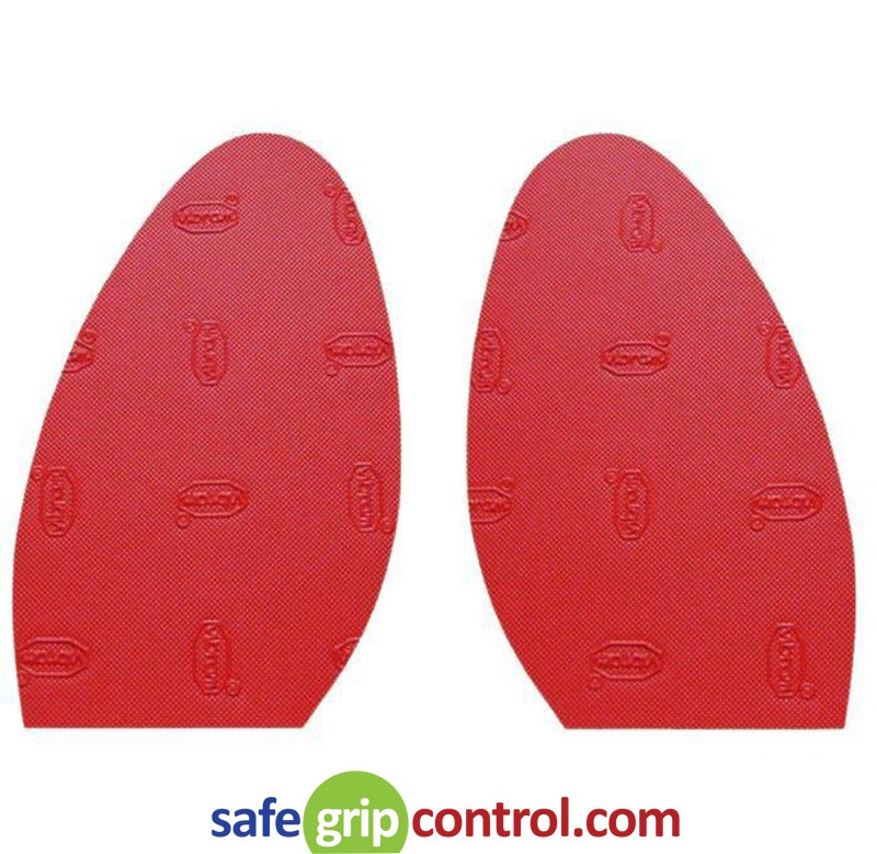 0d64a4c72720 Louboutin Red Rubber Replacement Sole Protector Pads