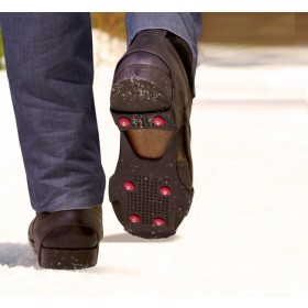 Country Runner Non-slip security grips for ice, snow and slippery surfaces