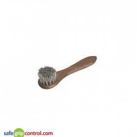 Shoe Polish Horsehair Dauber Brush