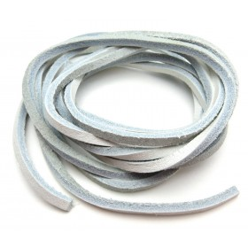 White Shoe Strings for Boat Shoes