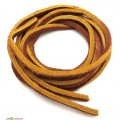 Natural Brown Shoe Strings for Boat Shoes